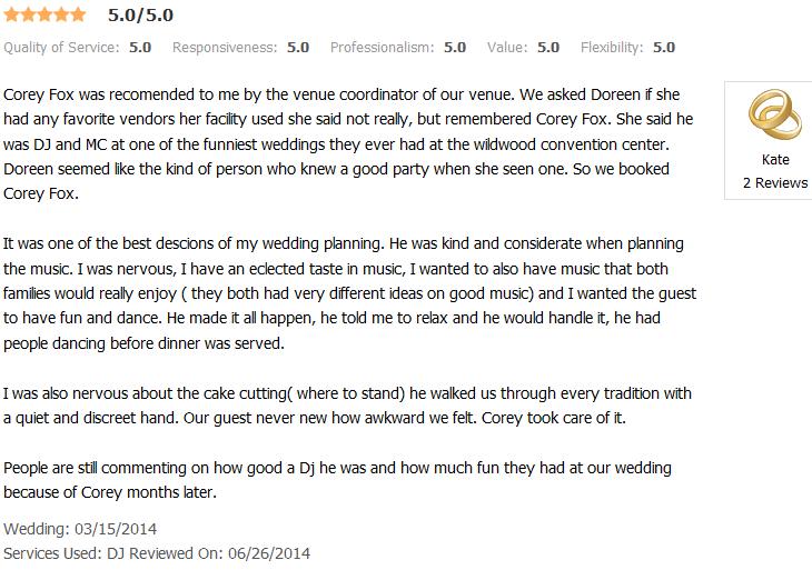 Corey 2014 3-15-14