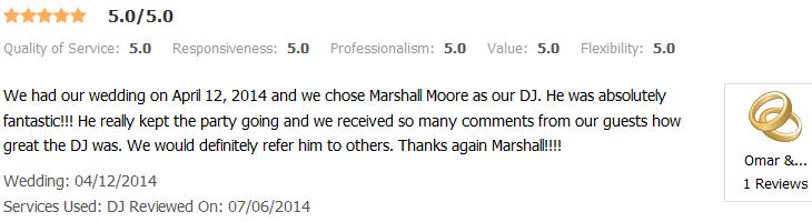 Marshall 2014 4-12-14